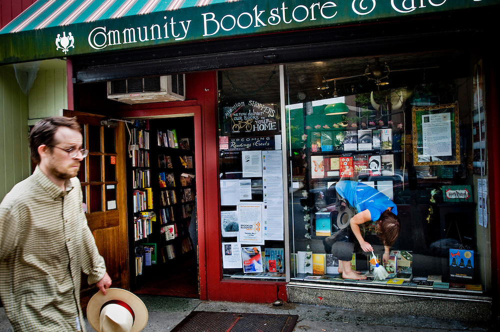 The Community Bookstore in Park Slope, Brooklyn