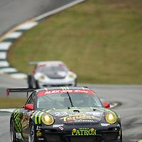 #23 Alex Job Racing Porsche 911 GT3 Cup: Bill Sweedler, Romeo Kapudija, Jan-Dirk Leuders