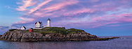 Cape Neddick (Nubble) Lighthouse, York, Maine
