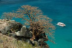 Forte de Nossa Senhora dos Remedios, esta localizado na regiao norte do Arquipelago de Fernando de Noronha no estado brasileiro de Pernambuco. Tem uma posicao dominante sobre o ancoradouro na baia de Santo Antonio, com uma area total de 6300m² a 45 metros acima do nivel do mar./ Fort of Nossa Senhora dos Remedios, is located in the northern archipelago of Fernando de Noronha in the Brazilian state of Pernambuco. It has a dominant position on the dock in the bay of San Antonio, with a total area of 6300m ² at 45 meters above sea level.