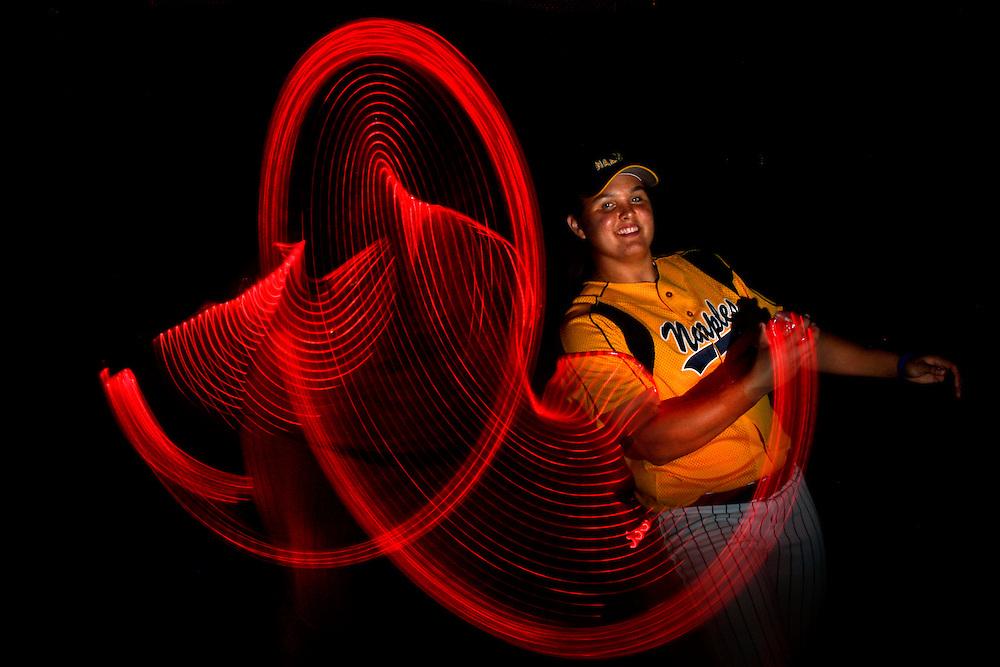 Jaclyn Traina: 2008 Softball Athlete of the Year. Naples High School. Greg Kahn/Staff