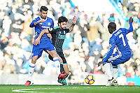 Diego Costa of Chelsea during the Premier League match between Chelsea and West Bromwich Albion at Stamford Bridge, London, England on 11 December 2016. Photo by Salvio Calabrese.