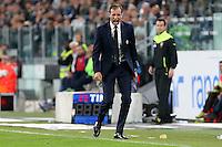 Torino, 21.09.2016 - Serie A 5a giornata - Juventus-Cagliari - Nella foto: Massimiliano Allegri allenatore della Juventus