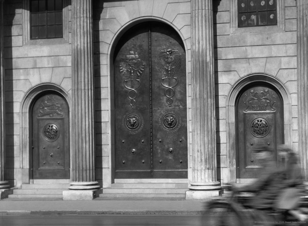 Bank of England Portals, London, 1929