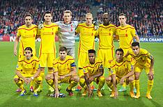 141001 Basel v Liverpool