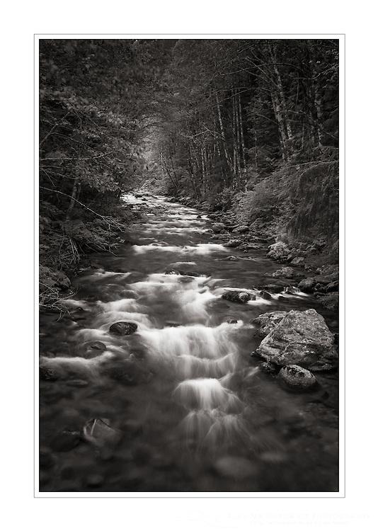 Beckler River, Mount Baker Snoqualmie National ForestWashington