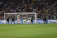 can - 09.05.2017 - Torino - Champions League Semifinale  -  Juventus-Monaco nella  foto: Gianluigi Buffon para sul tiro di Falcao