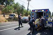 Car Accident –Jacklin Rd. & Evans Rd.