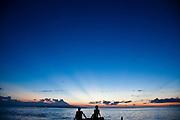 Taketomi island in Okinawa, Japan, 2009.