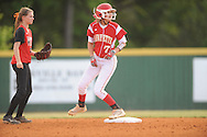 Lafayette High's Rae Drewery vs. West Lauderdale in MHSAA Class 4A playoff action in Oxford, Miss. on Friday, May 2, 2014.