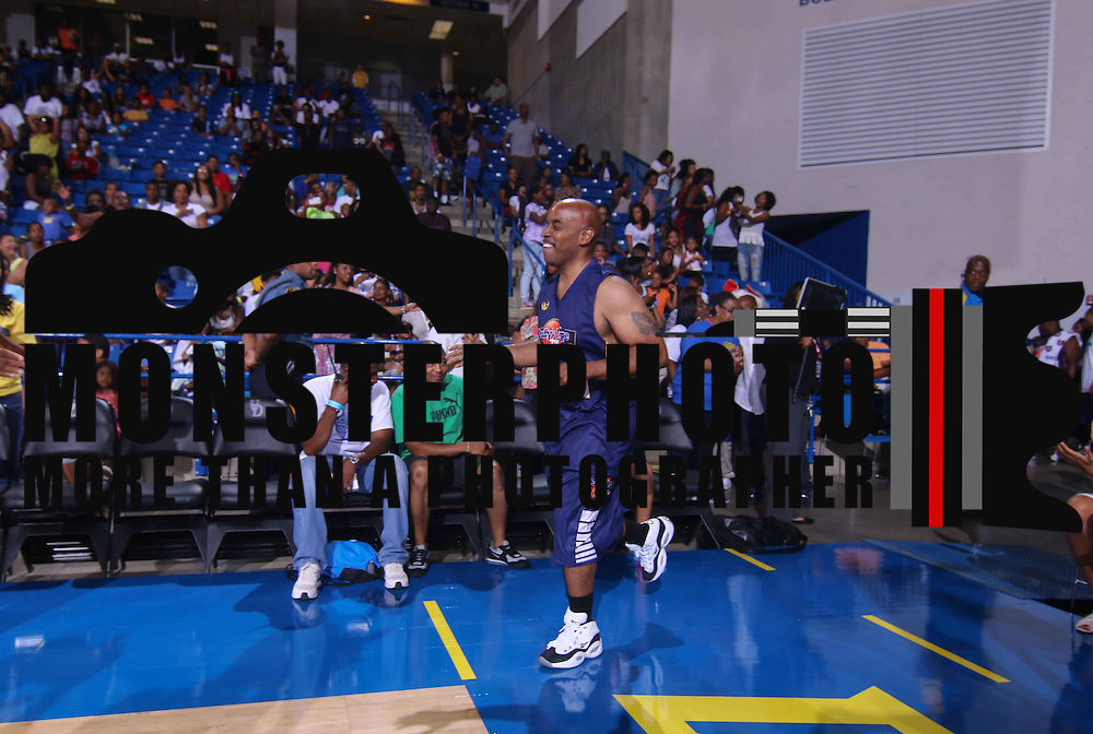 City of Wilmington Councilman Trippi Congo participates in The 2015 Duffy's Hope Celebrity Basketball Game Saturday, August 01, 2015, at The Bob Carpenter Sports Convocation Center, in Newark, DEL.    <br /> <br /> Proceeds will benefit The Non-Profit Organization Duffy's Hope Youth Programming.