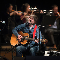 King Creosote performs 'From Scotland with Love' Celtic Connections Festival 2015