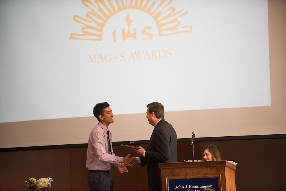 Magis Awards Luncheon in the Hemmingson Ballroom. (Photo by Gonzaga University)