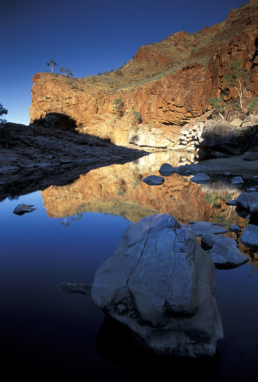 Orniston Gorge.West Mac Donnell Ranges.Northern Territory.Australia
