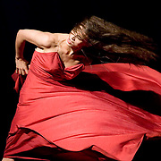 """Images of the last international show by Pina Bausch """"Bamboo Blues"""" performing at her home town in Wupperthal, Germany..Her death comes as quite a shock at the age of 68, diagnosed with cancer just 5 days before her death on Tuesday 30th June 2009. Image © Angelos Giotopoulos/Falcon Photo Agency"""