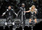 2/6/2011 - Super Bowl XVL - Bridgestone Super Bowl Halftime Show