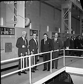 1958 - 15/09 ESB Power Station Opens at Ferbane, Co. Offfaly
