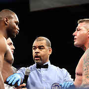 "Cruiserweight boxing pro Brain ""Widman"" Donahue Faces Cruiserweight boxing pro Lamont Singletary of Dover, Delaware during champs at the chase Friday, Nov 21, 2014 at The Case Center on The River Front in Wilmington, Del."
