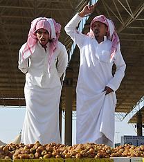 AUG 18 2013 Worlds Biggest Date Palm Market