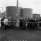 1962 - Opening of new Sulphuric Acid Plant at Sulphac Ltd., East Wall, Dublin