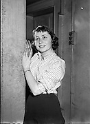 Miss Rhona Betson - UCD Actress.05/03/1958