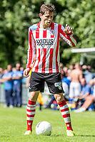 SCHIEDAM - PPSC - Sparta , Voetbal , voorbereiding , Seizoen 2016/2017 , Sportpark Thurlede , 02-07-2016 , Sparta speler Craig Goodwin