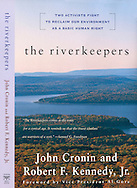 The Riverkeepers, Robert Kennedy, Book Cover