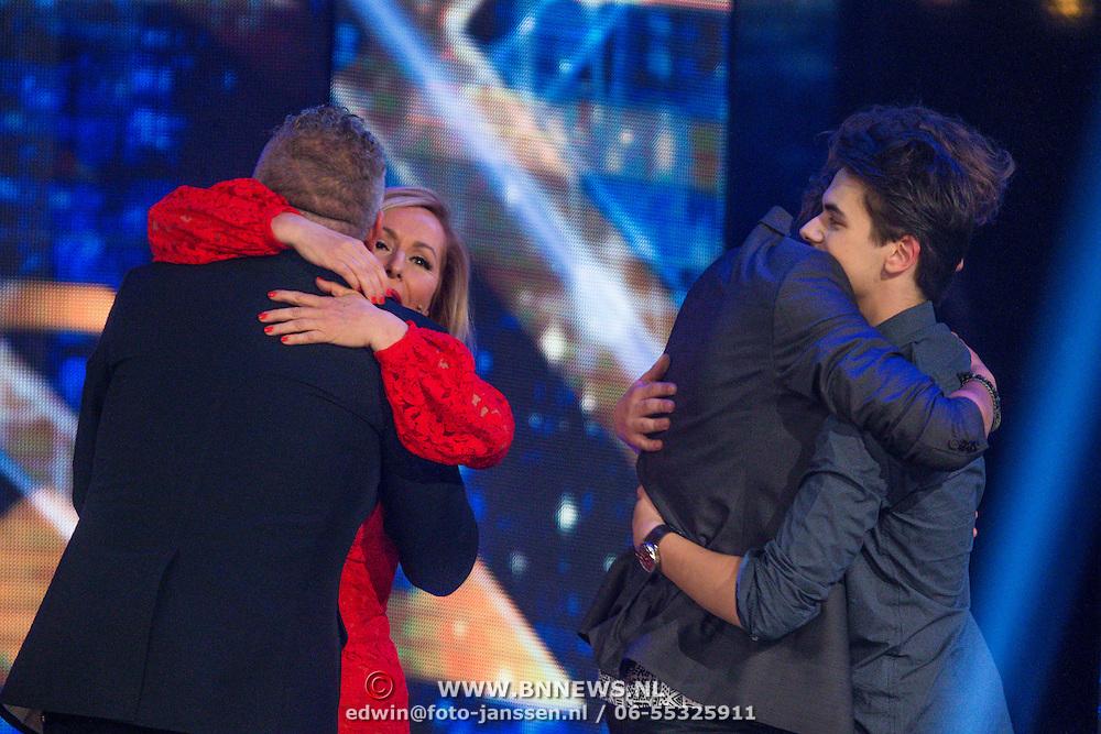 NLD/Hilversum/20130706 - Finale X-Factor 2013,