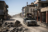 Battle for Mosul Day 1