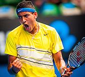 Tennis - Nick Kyrgios