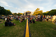 Crowds at Womadelaide 2017 Music Festival held between 10 - 13 March 2017 in Adelaide, South Australia