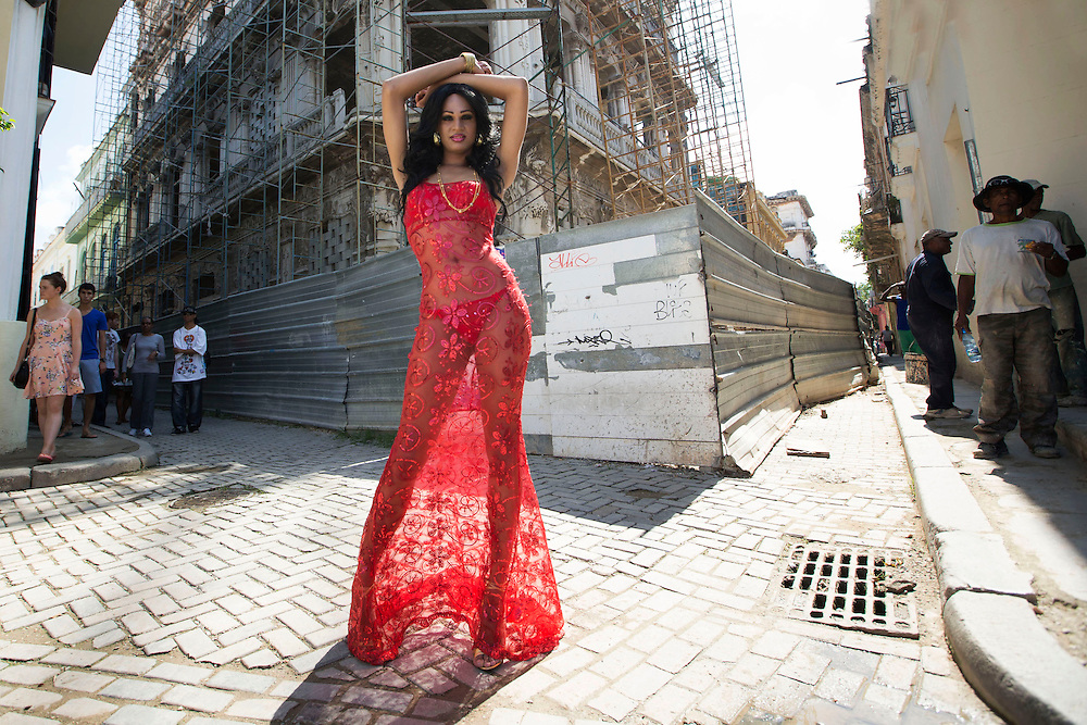 Las Transformistas of Havana