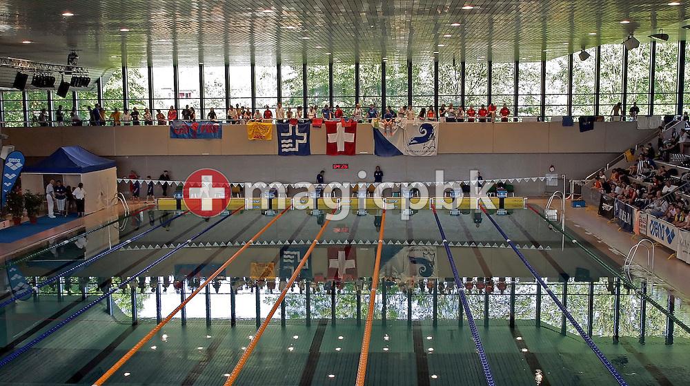 2007 swimming swiss championships in zurich sports magicpbk - Oerlikon swimming pool ...