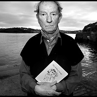 Poet Desmond O'Grady (1935-2014)