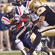 NCAA FOOTBALL 2010 - Dec 11-Navy defeats Army 31-17