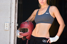 Carrie Nunez - Boxing gym owner / trainer