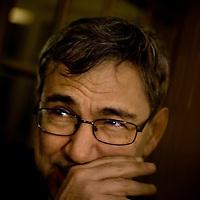 Orhan Pamuk by Chris Maluszynski