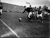 1962 - Rugby International, Ireland v Scotland.   C44.