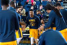 2016-17 A&T Men's Basketball vs Delaware State University