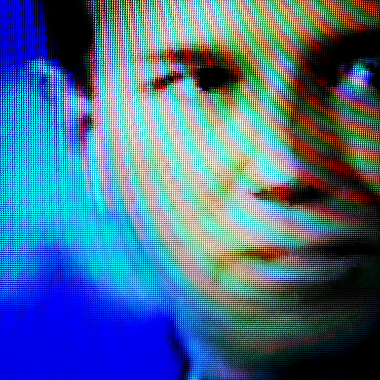 Republican presidential candidate Rick Santorum is seen on television on Thursday, January 29, 2012 in Columbia, SC.