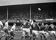 Ireland V France 1981