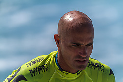 SAN CLEMENTE, California/USA (Sunday, September 16, 2012) - Kelly Slater (USA), during round 1 heat 3 at the 2012 Hurley PRO. Kelly Slater won his 50th ASP World Tour title later on thursday by defeating Joel Parkinson (AUS) during the finals at the 2012 Hurley PRO held at Lower Trestles in San Clemente, CA. All fees must be agreed prior to publication, Byline and/or web usage link must read PHOTO © Eduardo E. Silva/SILVEX.PHOTOSHELTER.COM.