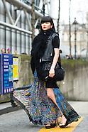 Paris Fashion Week F/W 2015