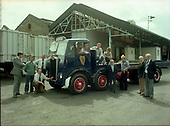 1979  - Handover Of 'Albion Truck' to Transport Museum.  (M83).