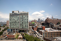 The Meatpacking District in New York City