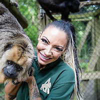 Jodie at Port Lympne