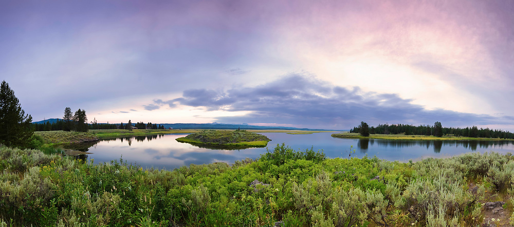 Henry 39 s fork river panorama landscape photography for Harriman state park fishing