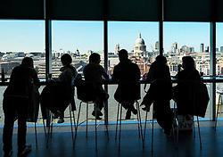 Tate Modern art gallery in London United Kingdom