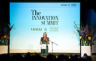 23-5-2016 - AMSTERDAM Queen Maxima during Monday May 23, 2016 in Warehouse Amsterdam West the opening speech at The Innovation Summit, where women's entrepreneurship is central. Entrepreneurs Platform TheNextWomen and monthly ASIDE organize the event, which takes place this year for the fifth time. copyright Robin Utrecht<br /> 23-5-2016 - AMSTERDAM - Koningin Maxima houdt maandagochtend 23 mei 2016 in Pakhuis West in Amsterdam de openingstoespraak bij The Innovation Summit, waar vrouwelijk ondernemerschap centraal staat. Ondernemersplatform TheNextWomen en maandblad OPZIJ organiseren het evenement, dat dit jaar voor de vijfde keer plaatsvindt.  copyright robin utrecht