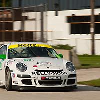#67 Kelly Moss Motorsports Porsche GT3 Cup: Wayne Ducote
